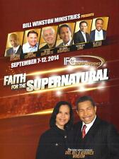 2014 Faith For The Supernatural:  Copeland, Duplantis, Dollar, Winston.. 7 DVD