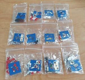 LEGO® Star Wars 12 X Minimodelle aus einem alten Adventskalender