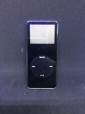 Apple iPod Nano 1st Generation 1GB Black - Works Excellent Rare! Collectable!