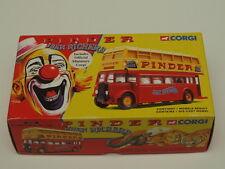 Marca nuevo como nuevo en caja Corgi Daimler Bus Doble Etage-Pinder Jean Richard 35202