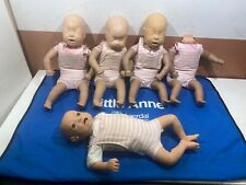 5 Laerdal Little Anne Infant Baby Cpr Training Manikin Emt First Aid Amp Carry Bag