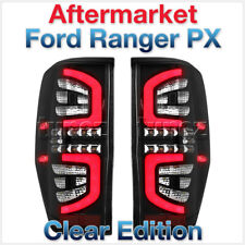 Ford Ranger PX T6 Mk1 Mk2 Mk3 LED Replacement Tail Lights Pair LH+RH Lamp Rear