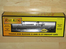MTH Rail King O Scale Canadian Pacific Silver 4-Bay Cylindrical Hopper Car NIB