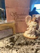 New Listing1997 Seraphim Classics Angel - Hannah - Always Near by Roman #78087