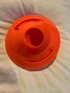 Franklin Sports High Visibility Training Disk, Set Of 8 Orange