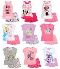 Pijamas y batas de niña de 2 a 16 años camiseta 100% algodón