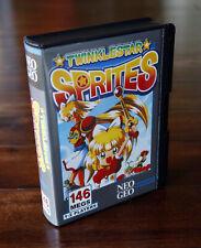 Twinkle Star Sprites AES • Neo Geo System/Console • ADK Tinkuru Sutaa Supuraitsu