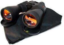 20x50x70 Perrini Black Color Powered Outdoor Ultra Compact  Binoculars w/ Zoom-