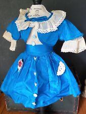 SPECIAL! Antique Organdy Bodice & TRIMS & Taffeta DRESS for your ANTIQUE DOLL