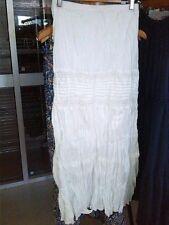 Crossroads Mid-Calf 100% Cotton Skirts for Women