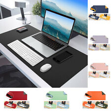 MoKo Large Extended Gaming PC Mouse Pad Non-Slip Keyboard Mouse Mat Home Office