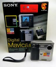 "Sony Mavica Digital Still Camera 3 1/2"" Floppy Disk (MVC-FD5) With Original Box"