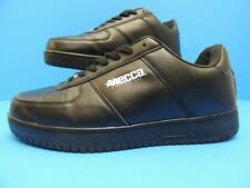 MECCA Black Sneakers mens size US 9