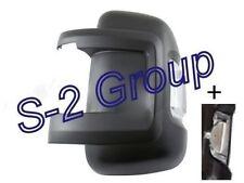 Peugeot Boxer 06- Spiegelkappe Spiegelgehäuse Außen mit Blinker links
