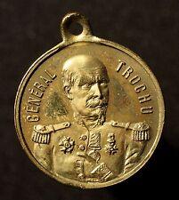 Frankreich, Tragbare Medaille o.J. (Krieg 1870/71), General Trochu