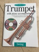 Solo Plus Trumpet (Swing) with Piano Accompaniment with CD