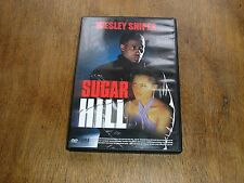 "DVD ""SUGAR HILL"",wesley snipes"
