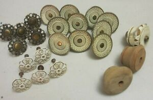 Vintage Drawer Knobs / Handles Job lot Bundle