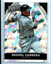 2015 Panini V.I.P.National Miguel Cabrera Cracked Ice SSP # 02/25 Detroit Tigers