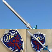 The Legend of Zelda Skyward Sword and Shield Safety PU Material Cosplay Weapon