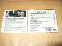 George Wettling - Dr. Jazz, Vol. 6 (CD 1994) cd 15 tracks Ex Condition Rare