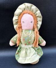 Holly Hobbie Rag & Cloth Dolls