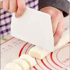 Sugarcraft Scrapers Cake Decorating Fondant Icing Smoother Mould Mould Tool New
