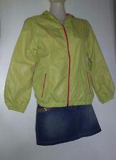 Primigi K-way avec capuche fille Taille 14 ans (147 Cm) Vert Anis/rose