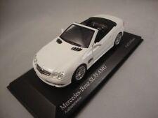 Coche de automodelismo y aeromodelismo acero prensado Mercedes