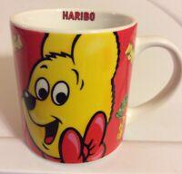 "Haribo Gummy Bear 3"" Tall Ceramic Mug/cup"
