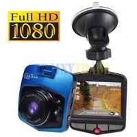"Dash Cam 2.4"" LCD Car DVR Driving Recorder Camera Full HD 1080P Vehicle Video"
