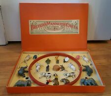Complete in Box - Britain's Mammoth Circus 1952 Post War Version - Set 1539