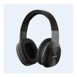 Edifier W800BT On Ear Wireless Bluetooth Headphones - Black