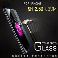 Premium Real Screen Protector Tempered Glass Protective for Apple Samsung LG HTC