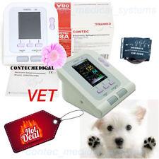 Monitor de Presión Arterial Veterinaria Digital + Manguito,Perro /Gato /Mascotas