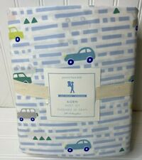 NEW Pottery Barn Kids AIDEN SHEET SET Full Size