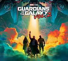 Marvel's Guardians of the Galaxy Vol 2: The Art of the Movie - Amazing Hardcover