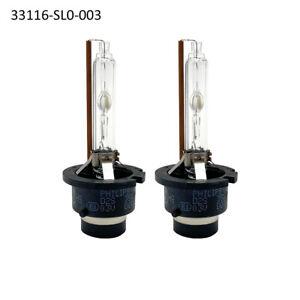 2x New OEM For Acura RDX RL TL TSX Xenon HID D2S Light Bulb Lamp 33116-SL0-003