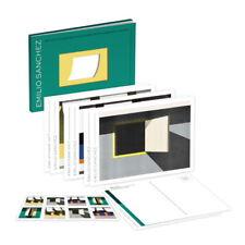 USPS New Emilio Sanchez Oversized Postcard Set