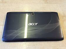 Acer Iconia A100 Repuesto Trasero Cubierta Trasera Panel De Plástico Gris AP0IQ000900