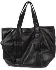 NWT! $610   DIESEL  BLACK GOLD VENUS 1    LARGE LEATHER SHOULDER BAG   BLACK