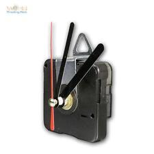 Quarz Uhrwerk mit 3 Zeigersätzen aus Metall, Quarzuhrwerk, Quarzuhr, Uhr, Zeiger