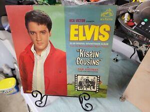 ELVIS PRESLEY KISSIN COUSINS RCA VICTOR RECORDS LPM-2894 VG+ MONO