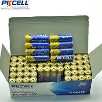 2500pcs AA Batteries R6P UM-3 LR91 PC1500 15A 1.5V  Double A Battery PKCELL