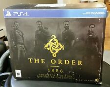 The Order: 1886 -- Collector's Edition (Sony PlayStation 4, 2015) NEW