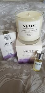 Neom Perfect Nights Sleep Scented Candle 185g