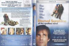DVD:  ETERNAL SUNSHINE OF THE SPOTLESS MIND.....JIM CARREY