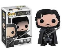 Jon Snow  Funko Pop Vinyl 07 Game of Thrones with Cape ~ Edition 2 BNIB