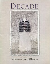 Mission Falls Knitting Pattern Book Decade - 17 Designs for Teens & Women