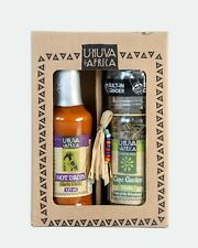 Ukuva iAfrica - Garlic Chilli Hot Drops and Cape Garden Herbs